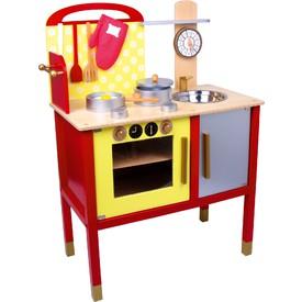 Legler Dětská dřevěná kuchyňka Denise