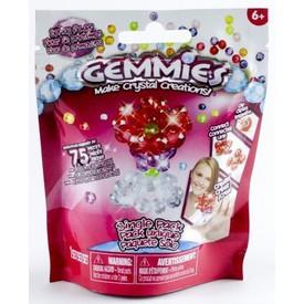 Gemmies - krystaly květina 75ks