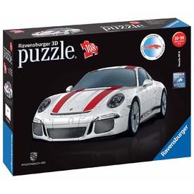 RAVENSBURGER Puzzle 3 D Porsche 911R 108 dílků