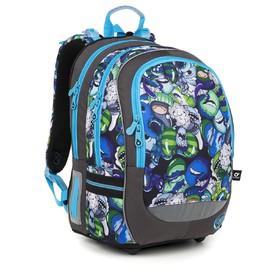 TOPGAL Školní batoh CODA 18048 B