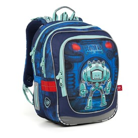 TOPGAL Školní batoh ENDY 18047 B