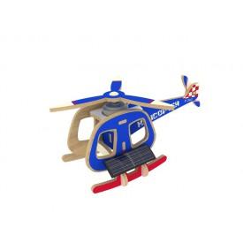 RoboTime - Solární vrtulník - Vrtulník P240S barevný