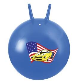 SPOKEY NAZCAR Skákací míč 60 cm