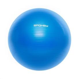 SPOKEY FITBALL III - Gymnastický míč 65 cm včetně pumpičky modrý