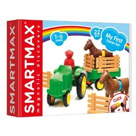 SmartMax Můj první traktor 22 ks