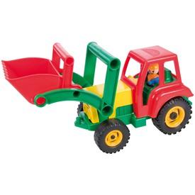 LENA Aktivní Traktor se lžící 35 cm