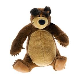 SIMBA Máša a medvěd Plyšový Medvěd 25 cm  sedící