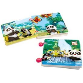 Bino Knížka s příběhem Krtek a Panda