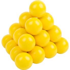 Small Foot Barevný hlavolam 1ks žlutá pyramida
