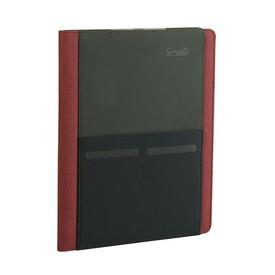 SPOKEY Obchodní složka/diplomatka Guriatti A4-12-1-G černo-červená