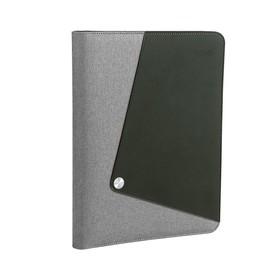 SPOKEY Obchodní složka/diplomatka Guriatti A4-16-1-G na zip černo-šedá