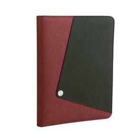 SPOKEY Obchodní složka/diplomatka Guriatti A4-16-1-G na zip černo-červená