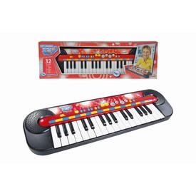 SIMBA Piáno, 32 kláves na baterie