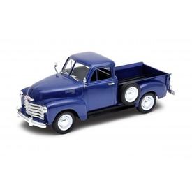 Welly Chevrolet 3100 Pick Up (1953) model 1:24 modrý