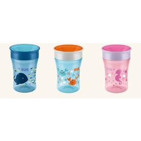 NUK Magic Cup s pitným okrajem 230ml