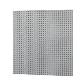 L-W TOYS Základová deska 32 x 32 světle šedá