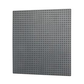 L-W TOYS Základová deska 32 x 32 tmavě šedá