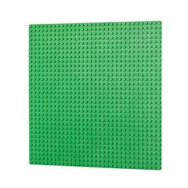 L-W TOYS Základová deska 32 x 32 světle zelená