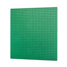 L-W TOYS Základová deska 32 x 32 tmavě zelená