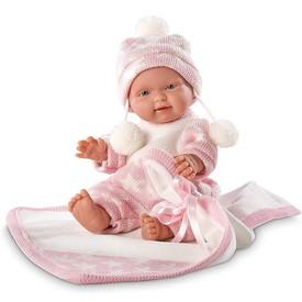 Llorens New Born holčička 26270