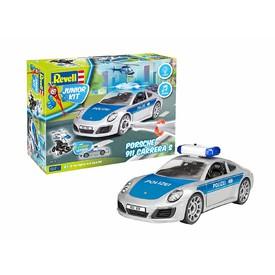 REVELL Junior Kit auto 00818 - Porsche 911 Police (1:20)