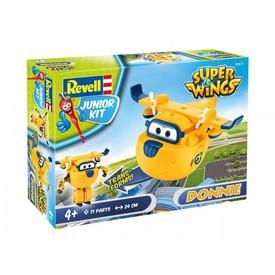 REVELL Junior Kit letadlo 00871 - Super Wings Donnie (1:20)