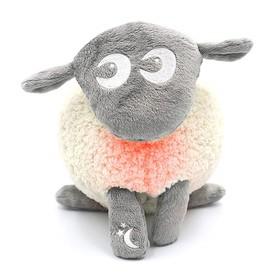 SWEET DREAMERS Ewan DELUXE Uspávací ovečka šedá