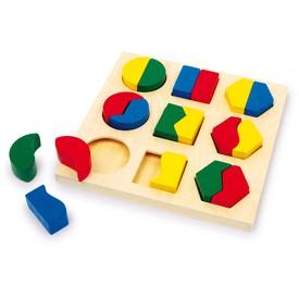 Legler Vkládačka barevné tvary